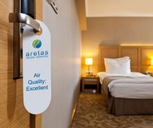 Hotel Indoor Air Quality Monitoring