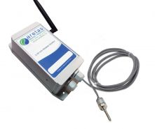 4-20 mA Industrial Temperature Monitor